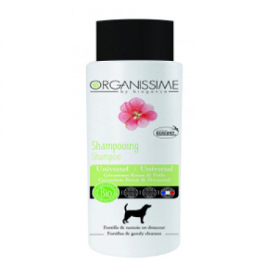 Биоганс Организме мини эко-шампунь универсальный для собак / Organissime by Biogance Universal Shampoo 50 мл