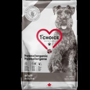 1st CHOICE GF HYPOALLERGENIC корм для собак склонный к аллергии с уткой 2кг арт.102.1.392