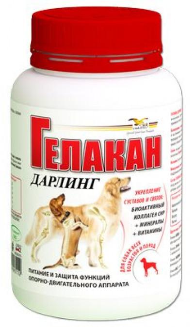 ГЕЛАКАН ДАРЛИНГ (GELACAN) Профилактика нарушений опорно-двигательного аппарата собак 150гр арт. 12806
