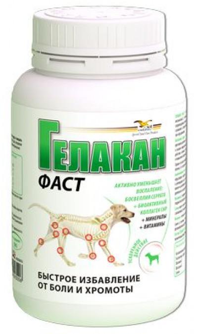 ГЕЛАКАН ФАСТ (GELACAN) снимает воспаление суставов, улучшает подвижность 150гр арт. 12811