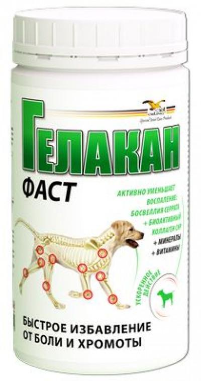 ГЕЛАКАН ФАСТ (GELACAN) снимает воспаление суставов, улучшает подвижность 500гр арт. 12812