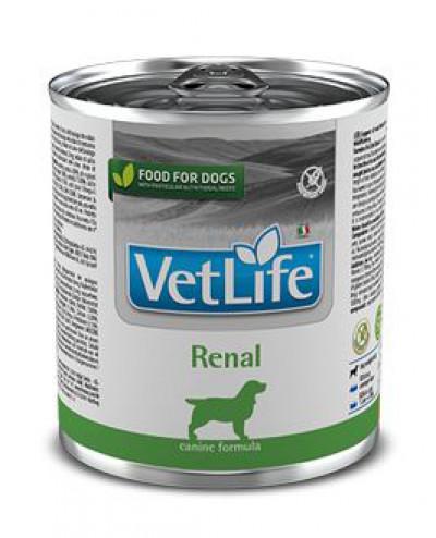 Фармина (FARMINA VET LIFE NATURAL DIET DOG RENAL) паштет диета д/собак ренал 300 гр арт.1304