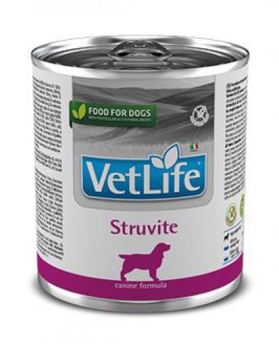 Фармина (FARMINA VET LIFE NATURAL DIET DOG STRUVITE) паштет диета д/собак струвит 300 гр арт.1305