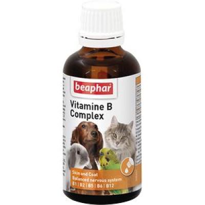 -Беафар Комплекс витаминов группы В Vitamine-B-Komplex  50 мл