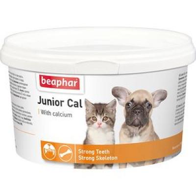 -Беафар Минеральная смесь для котят Junior Cal 200г