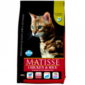 Фармина МАТИСС (Farmina Matisse) Корм для кошек Курица с Рисом 10 кг