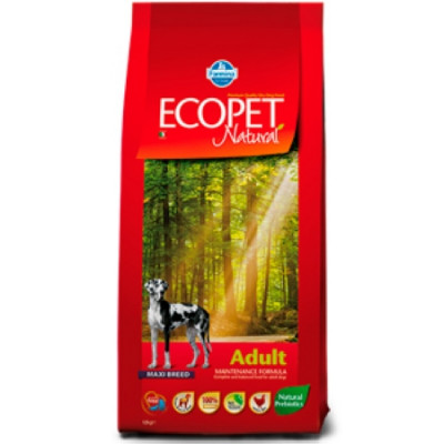 Фармина (FARMINA ECOPET NATURAL ADULT MAXI) 12 кг