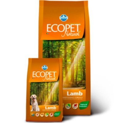Фармина (FARMINA ECOPET NATURAL) ЯГНЕНОК МАКСИ 12 кг