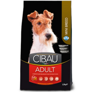 Фармина(FARMINA CIBAU ADULT) для собак мини 0,8кг