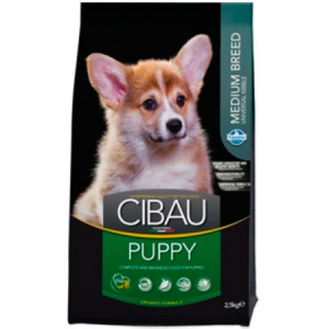 Фармина (FARMINA CIBAU) для щенков средних пород 0,8 кг