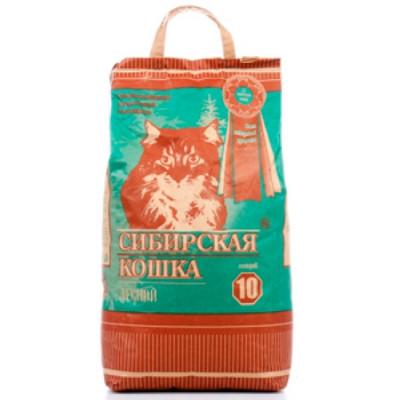 Сибирская Кошка Наполнитель Лесной 10л