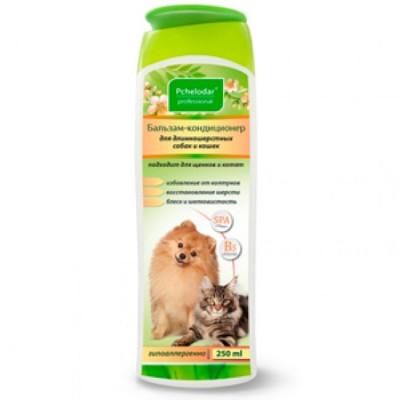 Пчелодар Бальзам-кондиционер для длинношерстных собак и кошек 250мл