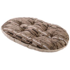 Подушка мягкая Ferplast RELAX 55/4 для собак и кошек(города)