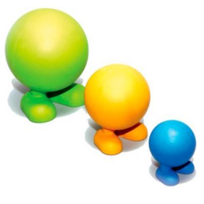 J.W. Игрушка для собак Мяч на ножках, каучук
