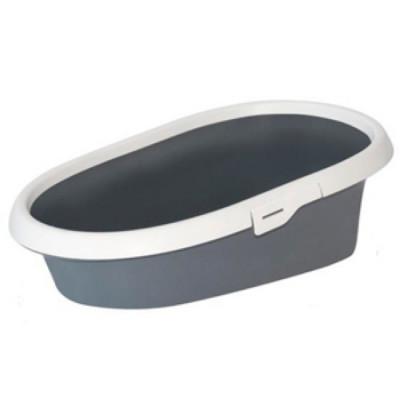Berganmo Туалет MINOU LARGE с рамкой 58х39х17см