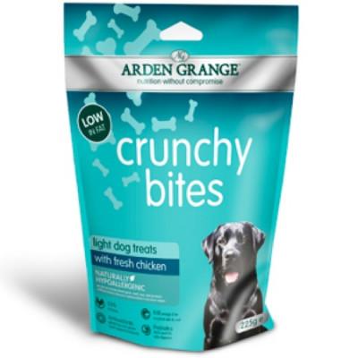 Арден Грэньдж (Arden Grange) Лакомство для собак диетическое, низкокалорийное с курицей 225гр арт.AG506489