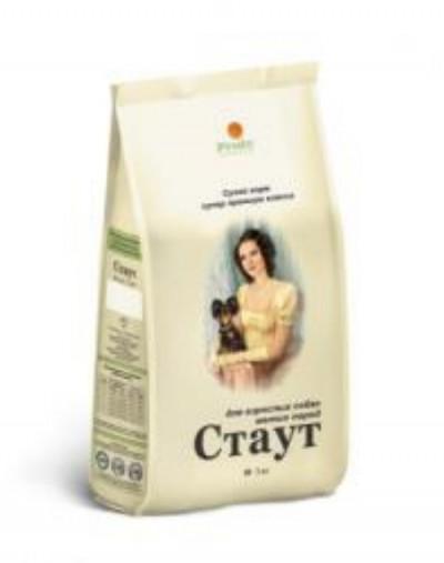 СТАУТ Корм сухой для собак мелких пород 15 кг