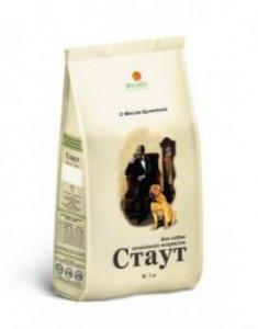 СТАУТ Корм сухой для собак старше 7 лет 15 кг