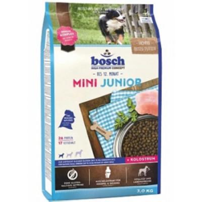 -Bosch Junior Mini Корм для щенков мелких пород 15 кг арт.52040015