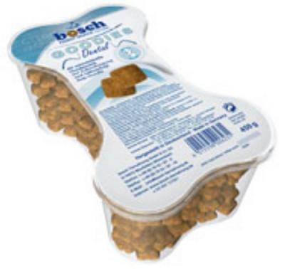 Бош Гудиес Дентал лакомство для собак в виде маленьких подушечек 0,45 кг