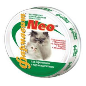 ФН-112 Фармавит НЕО для кошек Беременных и кормящих 60 таб