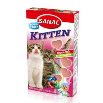 Санал для котят 40 таб