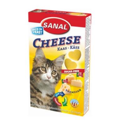 Санал для кошек Сыр 40 таб