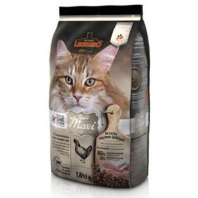 ЛЕОНАРДО Макси-крок сухой корм для кошек крупных пород 1,8 кг