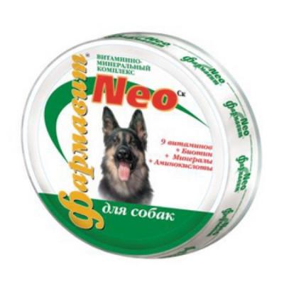 Фармавит НЕО для собак 9 витаминов 90 таб