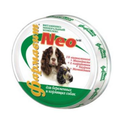 Фармавит НЕО для собак Совершенство шерсти 90 таб