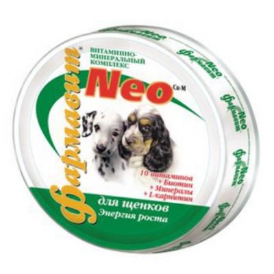 Фармавит НЕО для щенков Энергия роста 90 таб