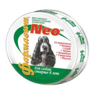 Фармавит НЕО для стареющих собак 90 таб