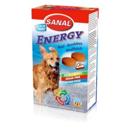 Санал для собак Энергия (с мясом говядины) 100 таб