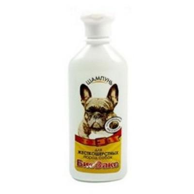 БиоВакс Шампунь для собак жесткошерстных 305 мл