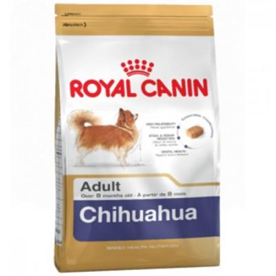 РОЯЛ КАНИН Чихуахуа-28 для собак старше 8 месяцев 500гр