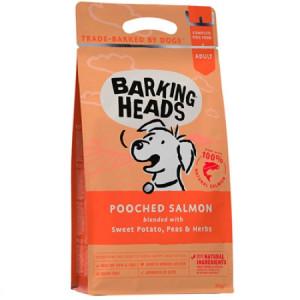 """Barking Heads корм сухой для собак с лососем и картофелем """"Мисочку оближешь"""" 18кг"""