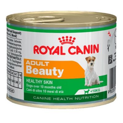 РОЯЛ КАНИН Adult Beauty Мусс консервы для собак 195 гр