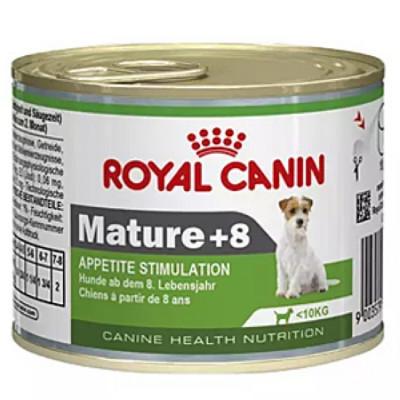 РОЯЛ КАНИН Mature 8+ Мусс консервы для собак 195 гр
