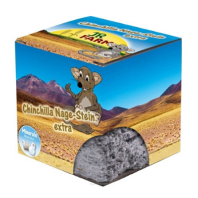 JR FARM Камень жевательный твердый для шиншилл 50г