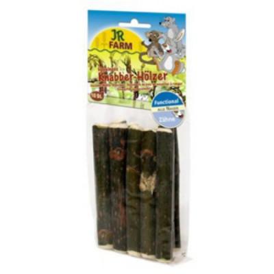 JR FARM Палочки для грызения из лесного ореха 10шт