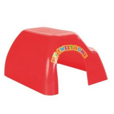 TRIXIE Домик для грызунов большой пластик 33х29х19см