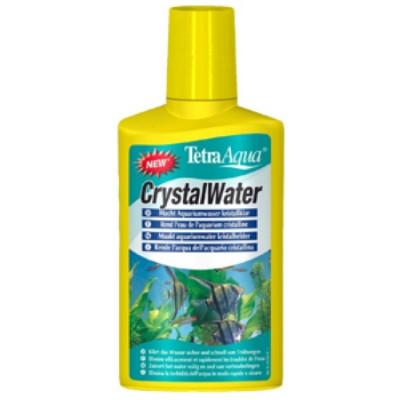 TetraAqua CrystalWater Препарат для подготовки кристально чистой воды 250мл