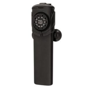AQUAEL Обогреватель пластиковый небъющийся с терморегулятором EH-75W 35л-75л  20см