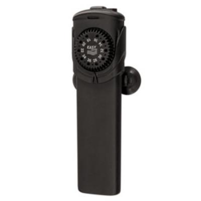 AQUAEL Обогреватель пластиковый небъющийся с терморегулятором EH-100W 60л-100л 20см