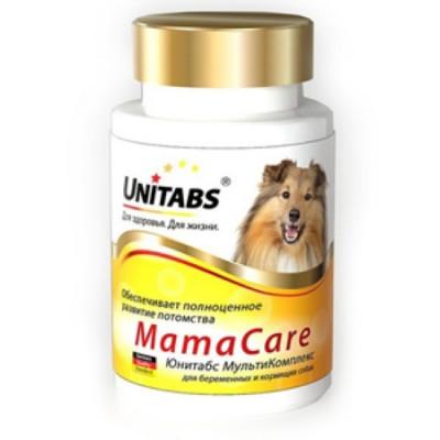 UNITABS MamaCare с В9 для беременных собак 100 таб