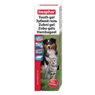 -Беафар Гель для чистки зубов для собак 100гр