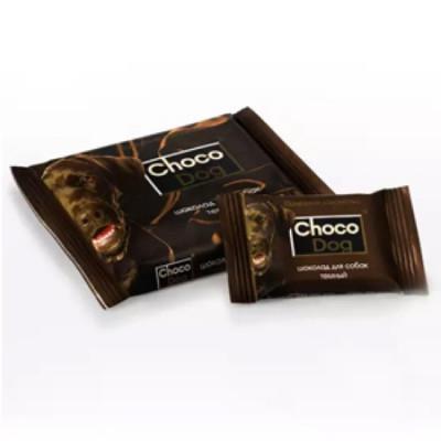 Шоколад для собак темный 15мг