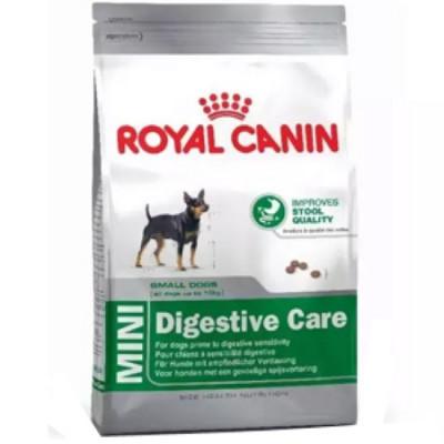 РОЯЛ КАНИН MINI DIGESTIVE CARE (Мини Дайджестив кэа) 3кг (для привередливых собак с 10 месяцев) арт. 84849