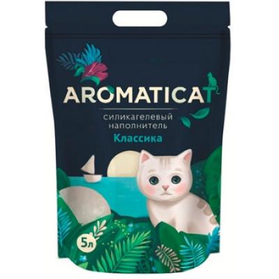 AromatiCat Силикагелевый наполнитель Классика 5л