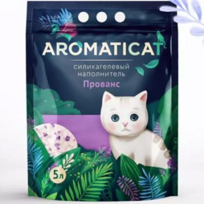 AromatiCat Силикагелевый наполнитель Прованс 5л